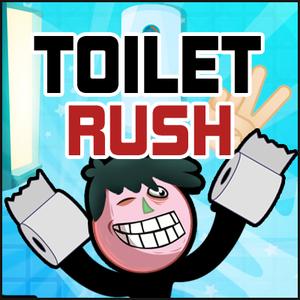 เกมส์วิ่งเข้าห้องน้ำ Toilet Rush 2