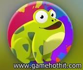 เกมส์ระบายสีกบ Paint the Frog