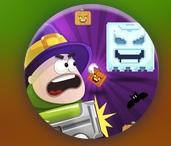 เกมส์ผ่านด่าน Boss Level - Pumpkin Madness