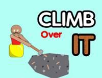 เกมส์ไต่เขา Climb Over it