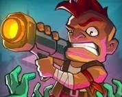 เกมส์ยิงซอมบี้  Zombie Idle Defense