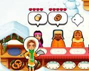 เกมส์ร้านอาหารคริสต์มาสแคโรลของเอมิลี่