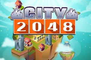 เกมส์สร้างเมือง City 2048