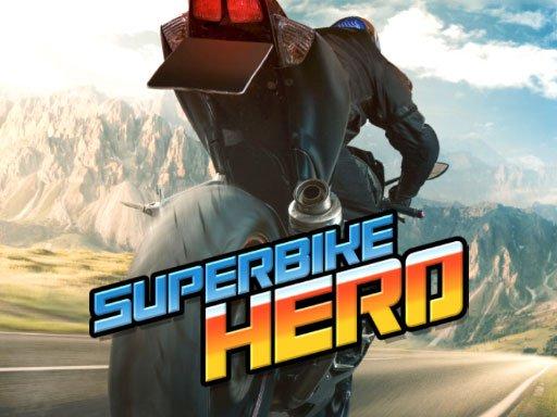 เกมขับบิ๊กไบค์ Superbike Hero
