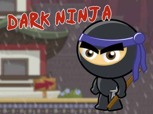 เกมส์นินจา Dark Ninja