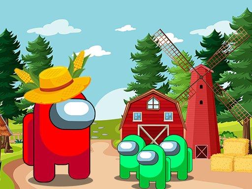 เกมส์อมองอัส Impostor Farm