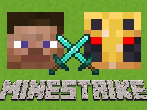เกมส์มายคราฟต่อสู้ MineStrike