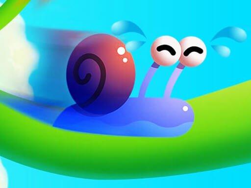 เกมส์หอยทาก Crazy Snail