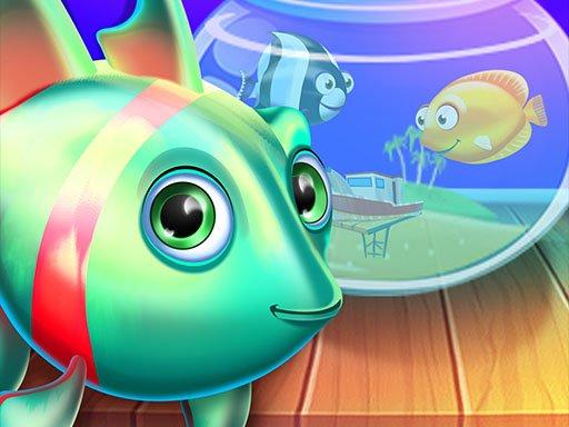 เกมส์ตู้ปลา