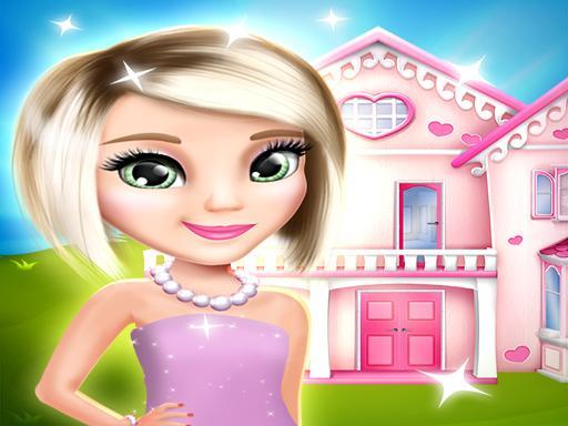 เกมส์แต่งบ้านตุ๊กตา Doll House