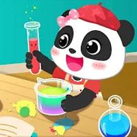 เกมส์หลอดทดลอง Baby Color Crafts