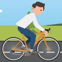เกมส์รถจักรยาน Bike Speed