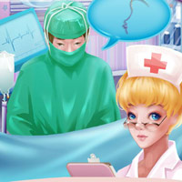 เกมส์ผู้ช่วยคุณหมอ