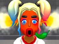 เกมกินพริกเผ็ดๆ Extra Hot Chili 3D