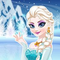 เกมส์เสริมสวยให้ราชินีหิมะเอลซ่า