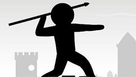 เกมส์ปาหอก  Javelin Fighting
