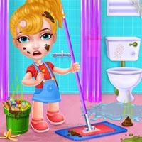 เกมส์ทำความสะอาดและซ่อมแซม