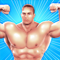เกมส์นักกล้าม Muscle Race 3D