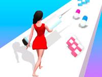 เกมส์ฉีดยา Nurse Run 3D