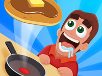 เกมส์ทำแพนเค้ก Pancake Master