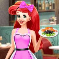เกมส์แอเรียลทำอาหารเช้า 3