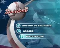 เกมส์เบสบอล Baseball