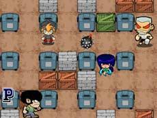 เกมส์วางระเบิด Bomber Boom Kid