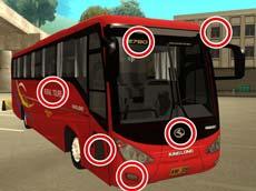 เกมส์จับผิดภาพรถบัส