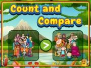 เกมนับจำนวนและเลือกเครื่องหมายทางคณิตศาสตร์