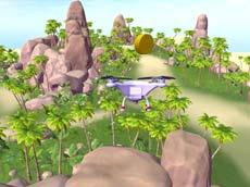 เกมส์ขับโดรน Drone Game
