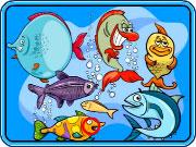 เกมส์จับผิดภาพปลา