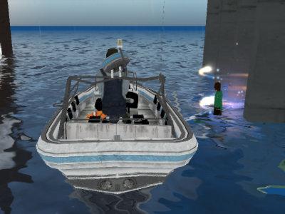 เกมส์ขับเรือช่วยชีวิต