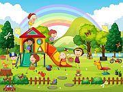 เกมส์หาของในสนามเด็กเล่น