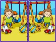 เกมส์จับผิดภาพ Kid Photo Differences