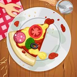 เกมส์ทำพิซซ่า Pizza Challenge