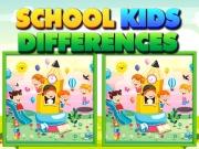 เกมส์จับผิดภาพการ์ตูน 5 จุด ในโรงเรียน