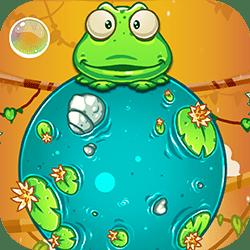 เกมส์กบกระโดด Froggee