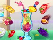 เกมส์ทำสมูทตี้ Summer Fresh Smoothies