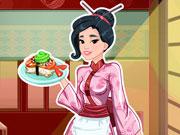 เกมส์ร้านซูชิ Yukiko's Sushi Shop