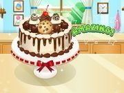 เกมส์ทำขนมเค้กแบล็คฟอเรสต์