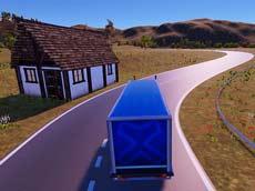 เกมส์ขับรถบรรทุกเหมือนจริง