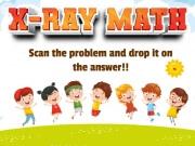 เกมส์คณิตศาสตร์ x-ray